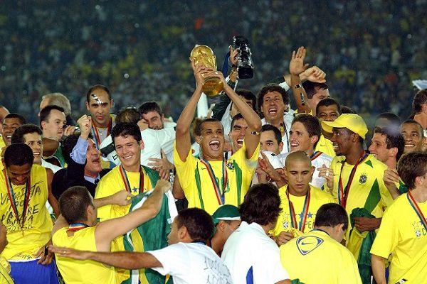 Brazil là đội tuyển vô địch World Cup nhiều nhất