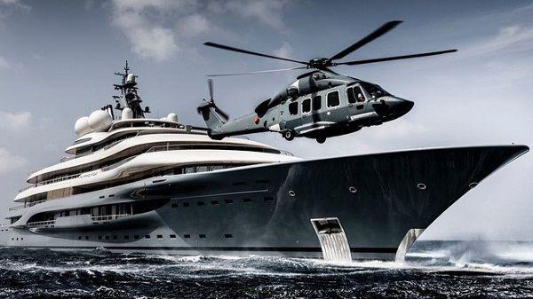 Flying Fox - Siêu du thuyền cho thuê lớn nhất thế giới