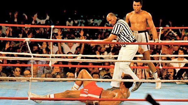 Võ sĩ quyền anh Muhammad Ali