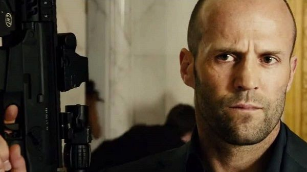 Jason Statham trong phim Fast & Furious 7