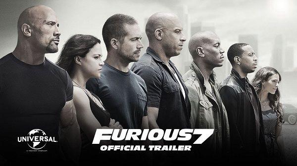 Dàn diễn viên trong Fast & Furious 7