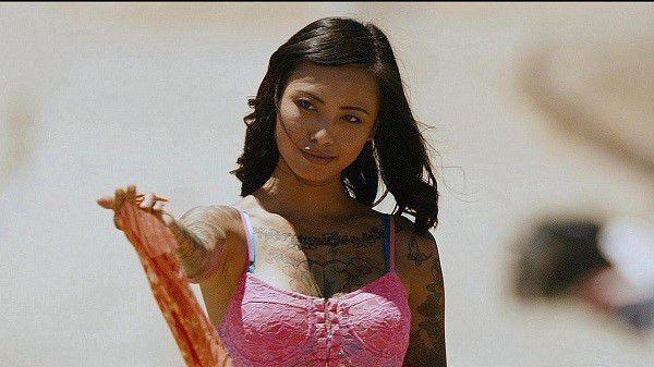 Mỹ nhân gốc Việt Levy Trần trong Fast & Furious 7