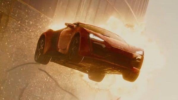 Lykan Hypersport trong Fast & Furious 7 (Abu Dhabi)