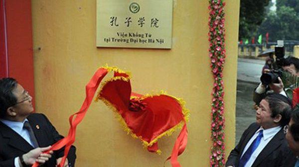 Viện Khổng Tử tại Trường Đại học Hà Nội