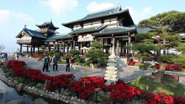 Vườn Nhật - Zen Garden