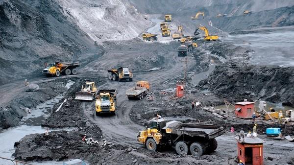 Ngành công nghiệp khai thác than ở Việt Nam