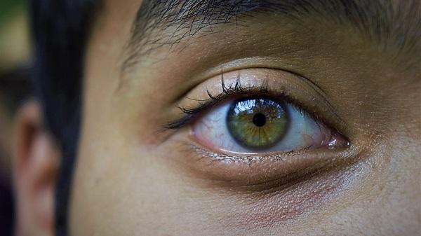 Màu mắt hạt dẻ