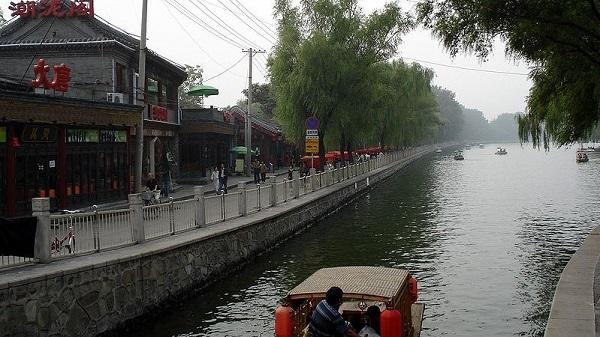 Kênh đào lớn nhất thế giới, đoạn ở Bắc Kinh
