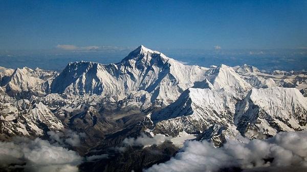 Đỉnh núi nào cao nhất thế giới? Đỉnh Everest