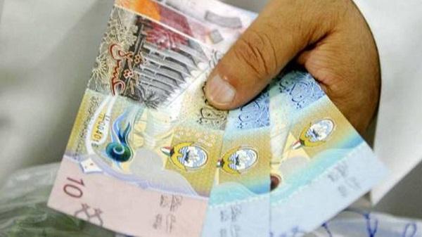 Đồng tiền có giá trị cao nhất thế giới Dinar Kuwait