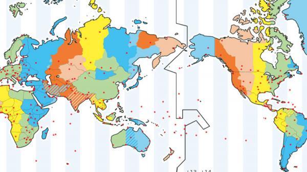 đường đổi ngày quốc tế
