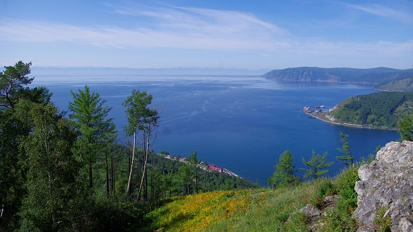 Hồ Baikal - hồ nước sâu nhất thế giới