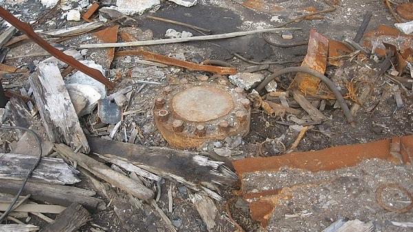 Hình ảnh lỗ khoan sâu nhất thế giới bị bịt kín 2012