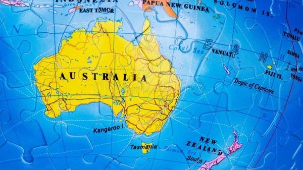 Lục địa nhỏ nhất thế giới - Australia