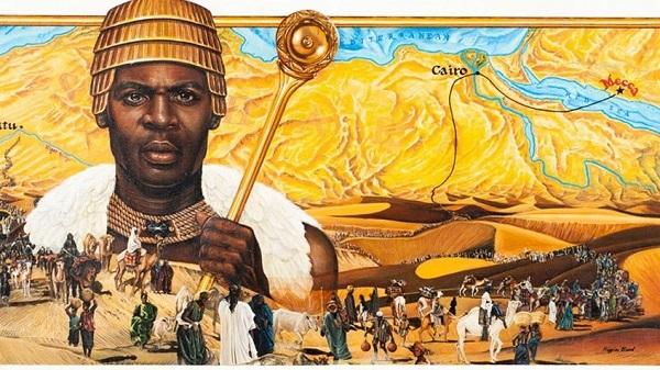 Mansa Musa được coi là người giàu có nhất thế giới mọi thời đại