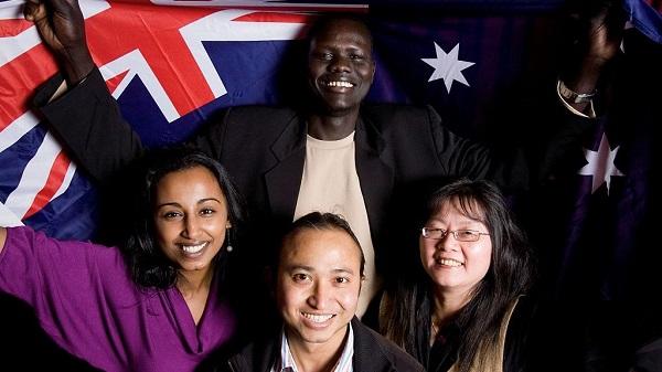 Australia có số lượng người nhập cư cao