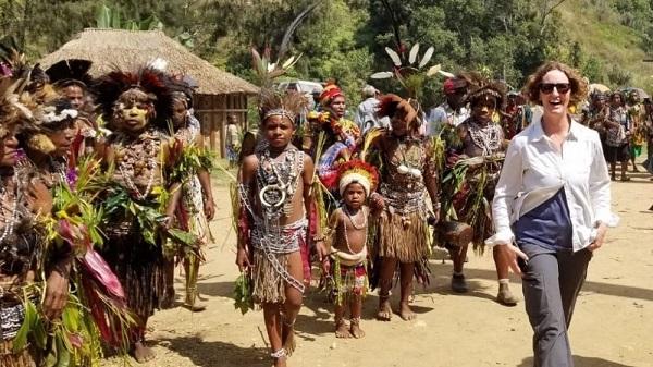 Papua New Guinea - một phần của lục địa nhỏ nhất thế giới