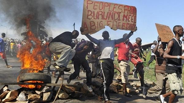 Xung đột sắc tộc thường xảy ra tại Burundi khiến đất nước trở nên nghèo đói