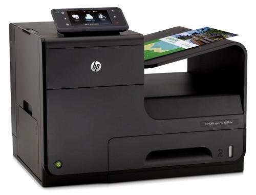 dòng máy in phun nhanh nhất thế giới của HP