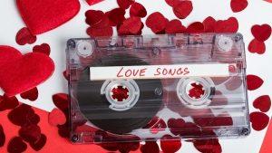 Những bài hát tiếng anh về tình yêu hay nhất thế giới