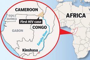 Ca nhiễm HIV đầu tiên trên thế giới được phát hiện vào năm nào