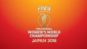 giải bóng chuyền nữ vô địch thế giới 2018 fivb women world championship