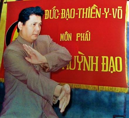 huỳnh tuấn kiệt đại diện vn tham dự đại hội võ thuật thế giới 2007