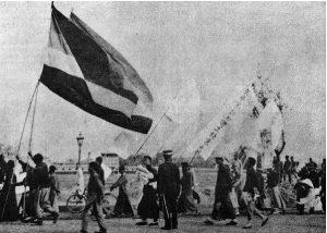 vì sao sau chiến tranh thế giới thứ nhất phong trào độc lập dân tộc ở châu á lại bùng nổ mạnh mẽ