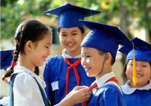 trẻ em hôm nay thế giới ngày mai là câu nói của ai