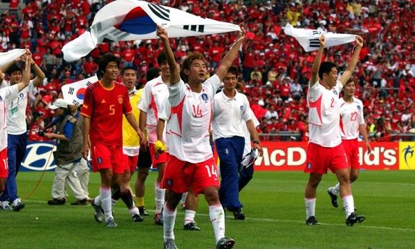 world cup 2002 ngày thảm họa của thể thao thế giới