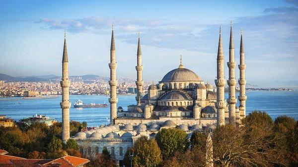 các địa điểm du lịch đẹp nổi tiếng trên thế giới
