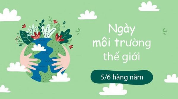 chủ đề ngày môi trường thế giới năm 2021