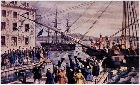 cuộc cách mạng tư sản đầu tiên trên thế giới