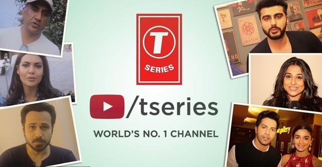 kênh youtube có nhiều lượt đăng ký nhất thế giới