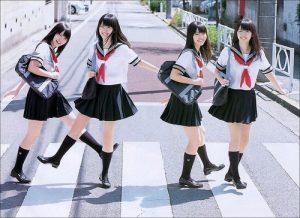 những bộ đồng phục học sinh đẹp nhất thế giới