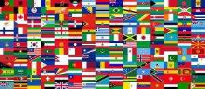 tổng hợp tên các nước trên thế giới bằng tiếng anh