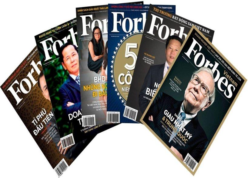 các tạp chí kinh tế nổi tiếng thế giới