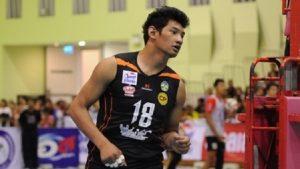 cầu thủ bóng chuyền nam cao nhất thế giới