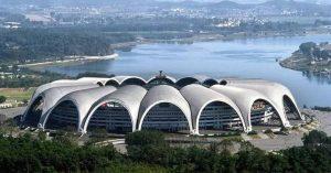 sân vận động lớn nhất thế giới hiện nay