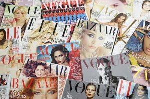 các tạp chí thời trang nổi tiếng thế giới